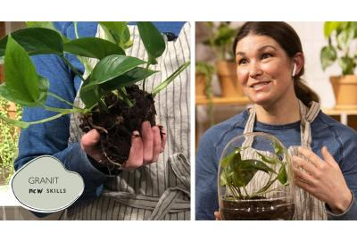 Självförsörjande ekosystem med Jessica Lyon - Workshop med Skillbreak