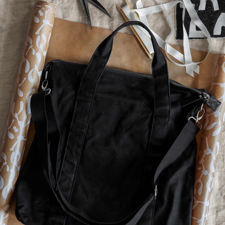 Bag Svart