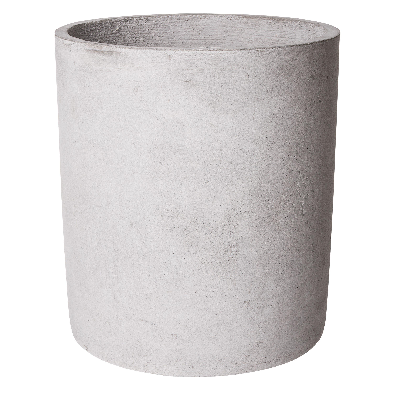 Kruka Betong Cylinder Ø31cm