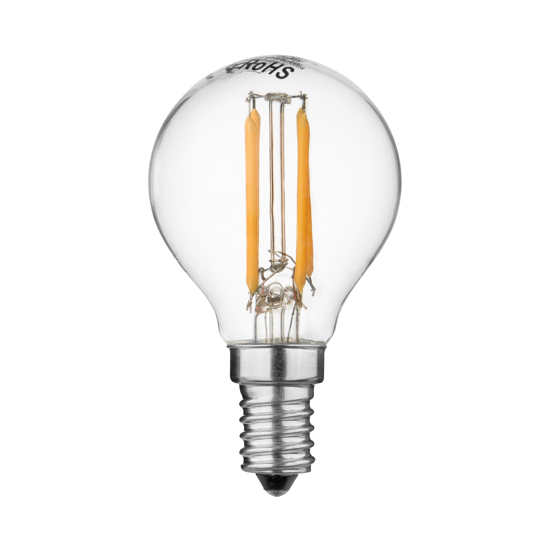 Ljuskälla E14 LED 4W