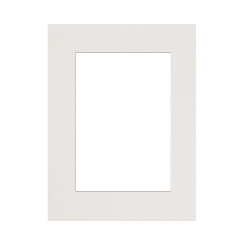Passepartout 18x24 cm Vit