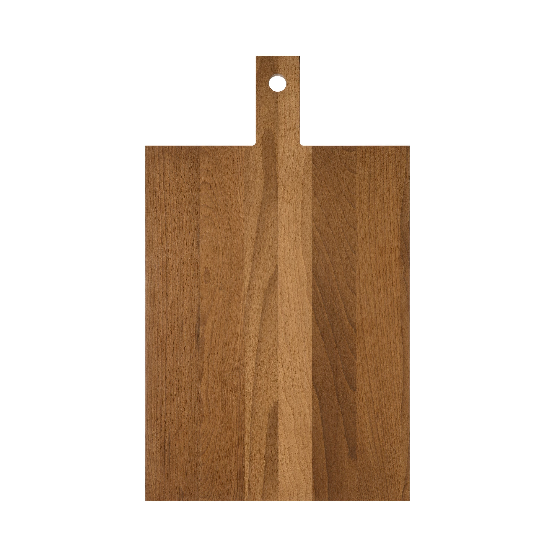 Skärbräda Bok 55x30 cm
