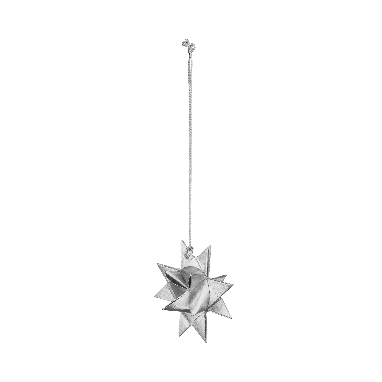 Dekoration Stjärna Liten Silver