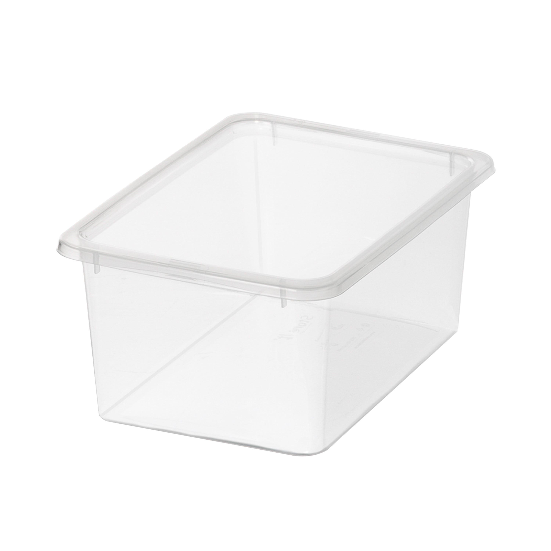 Låda Plast Stapelbar 5L