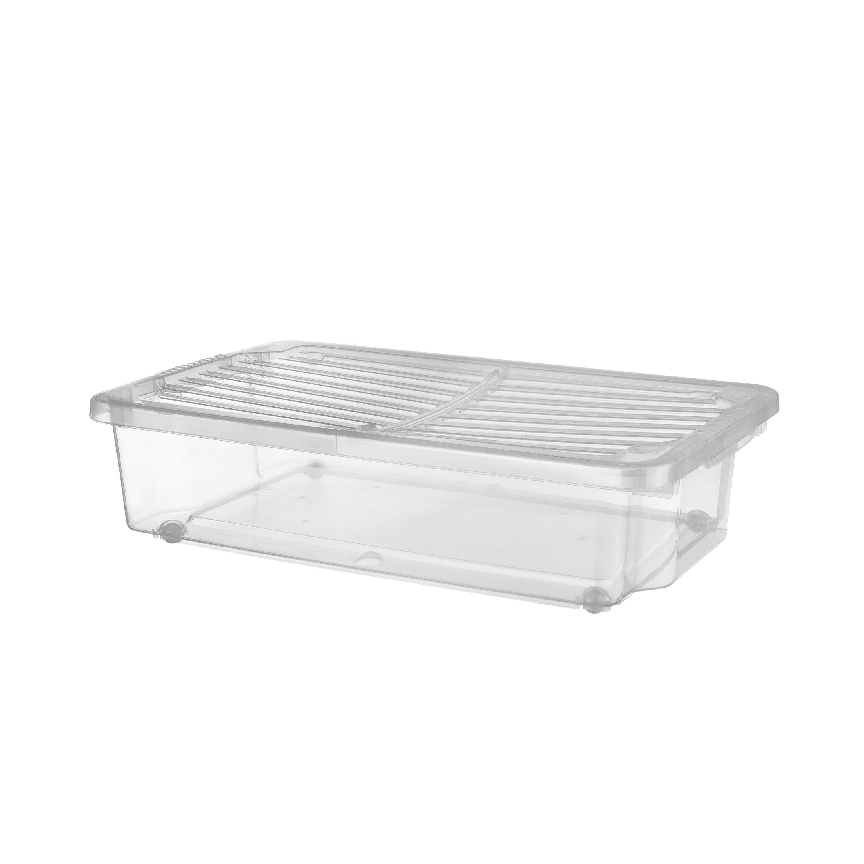 Underbäddförvaring Plast 55L