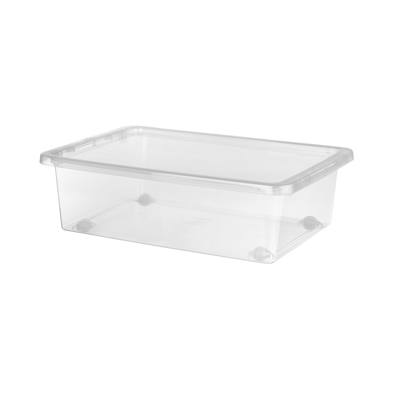Underbäddförvaring Plast 30L