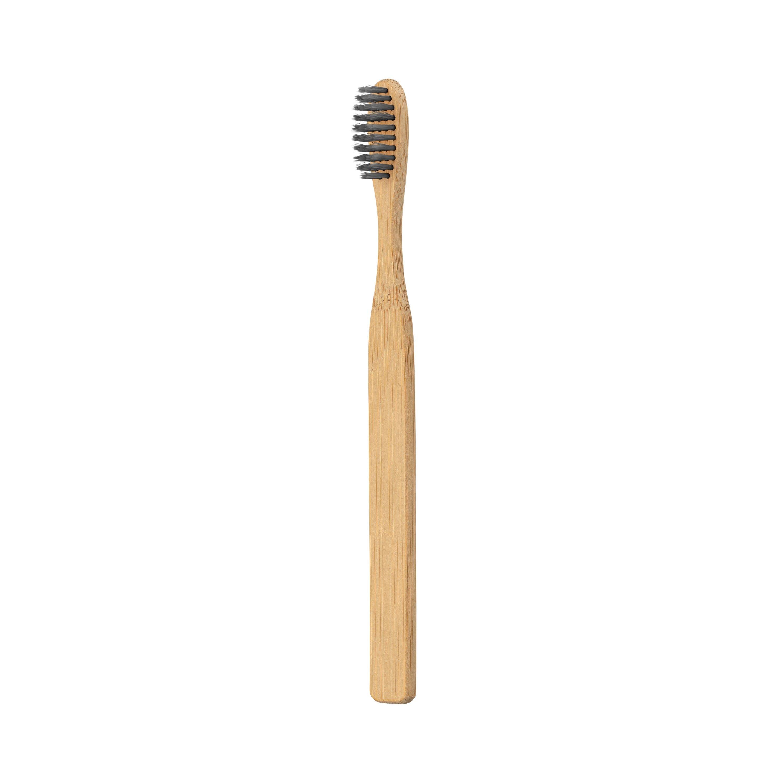 Tandborste Bambu Grå