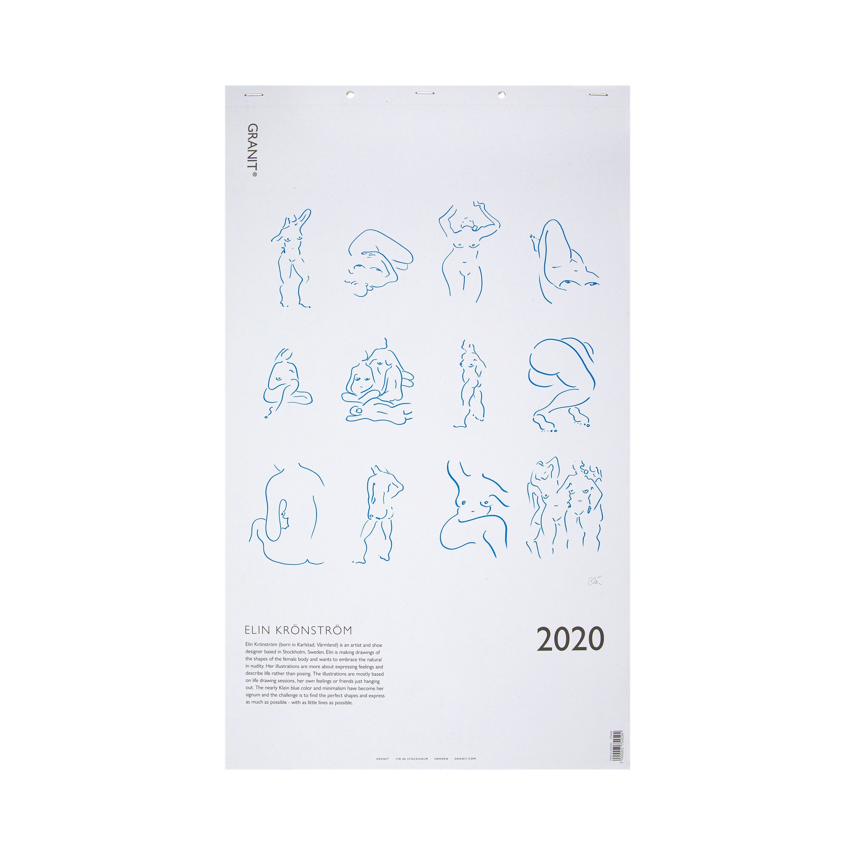 Kalender 2020 Elin Krönström