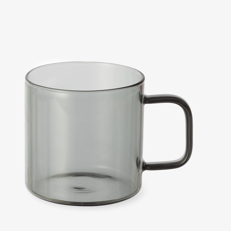 Mugg Glas Rökfärgad 32cl