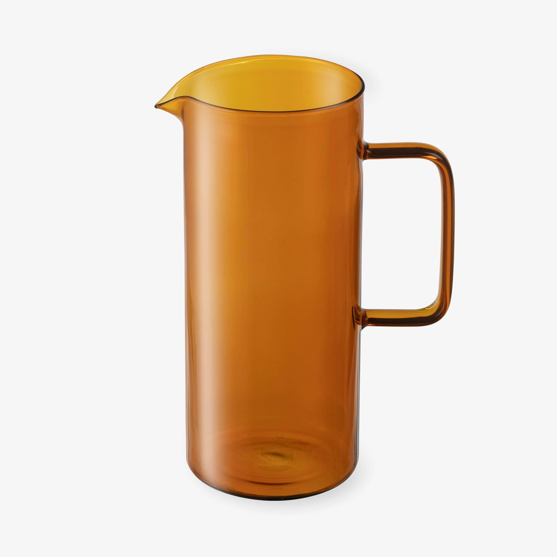 Karaff Glas Bärnsten 1L