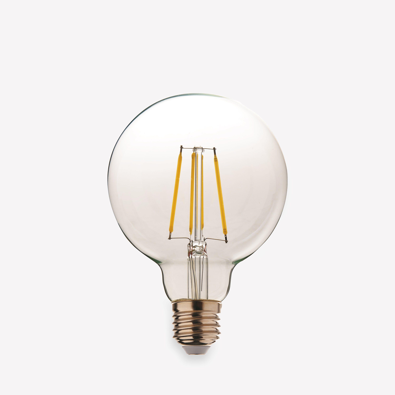 Ljuskälla Glob Liten 4W Klar