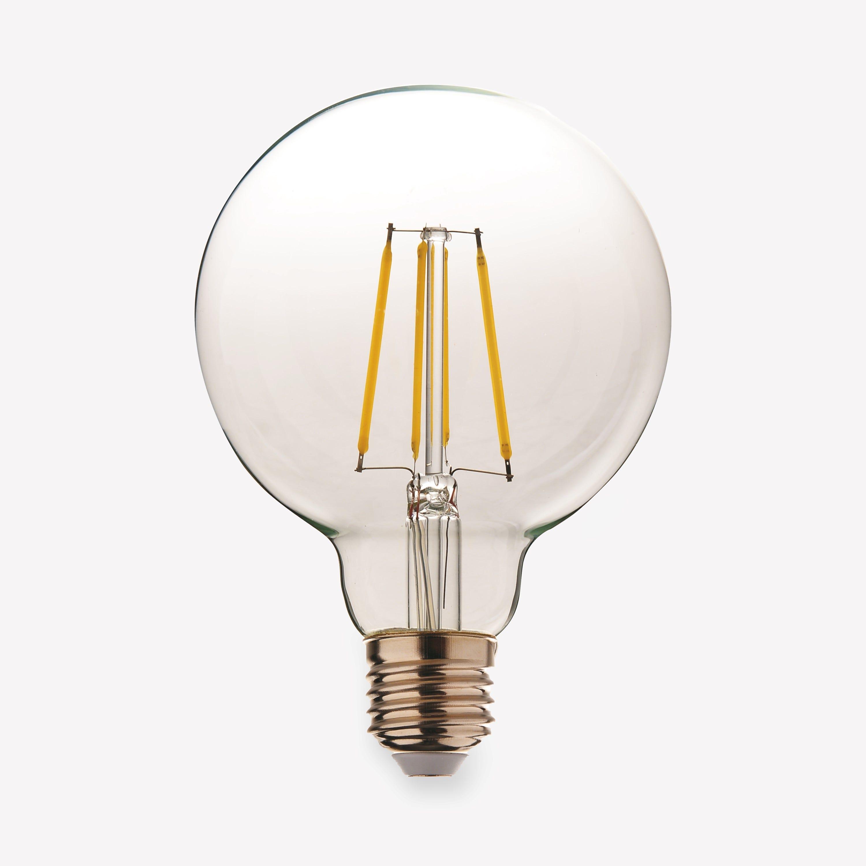 Ljuskälla Glob Stor 4W Klar