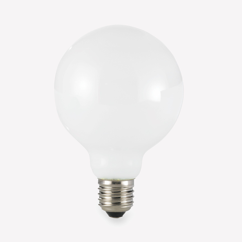 Ljuskälla Glob Stor 4W Opal