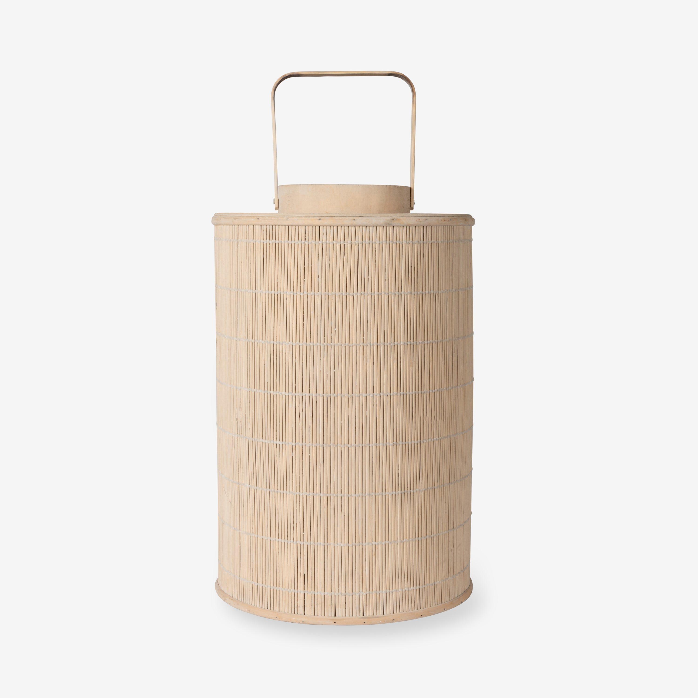 Lykta Bambu Stor