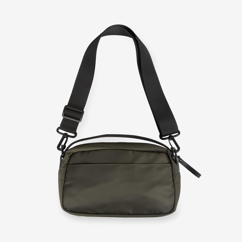 Bag Crossbody Nylon Grön