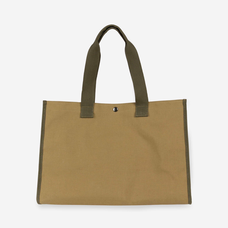 Shopper Alldaybag Grön