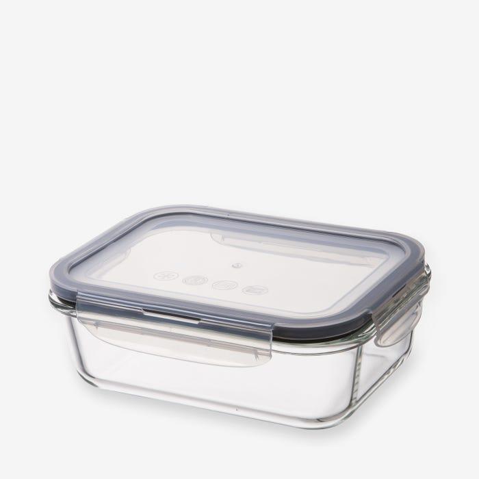 Granit matlåda glas