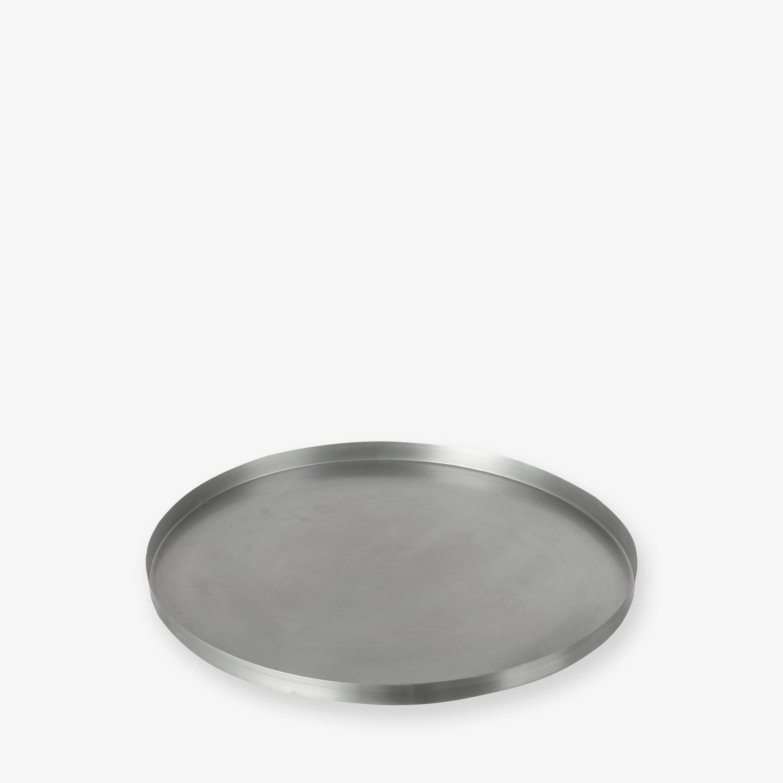Krukfat Järn Silver Ø17cm