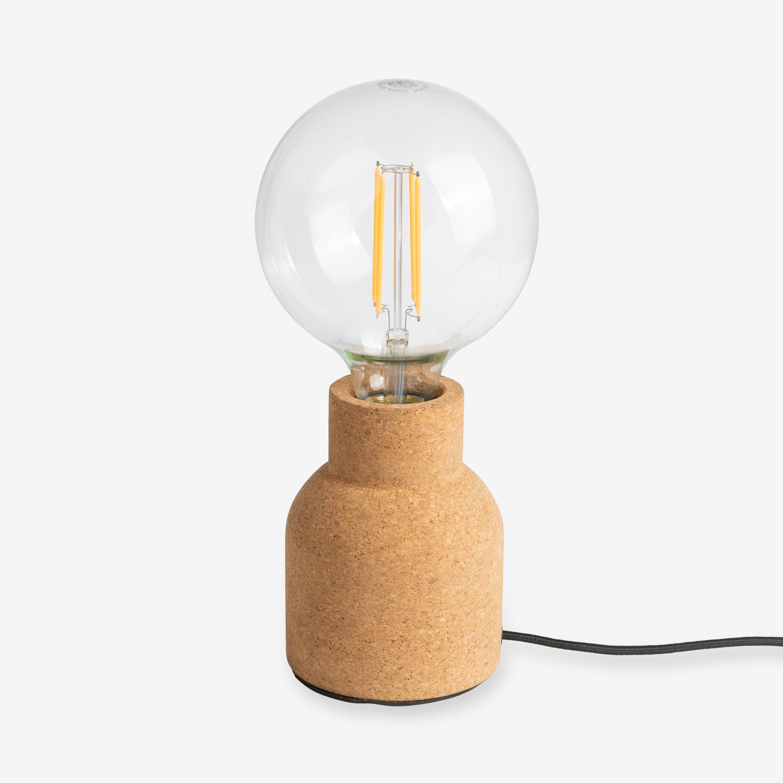 Bordslampa Kork