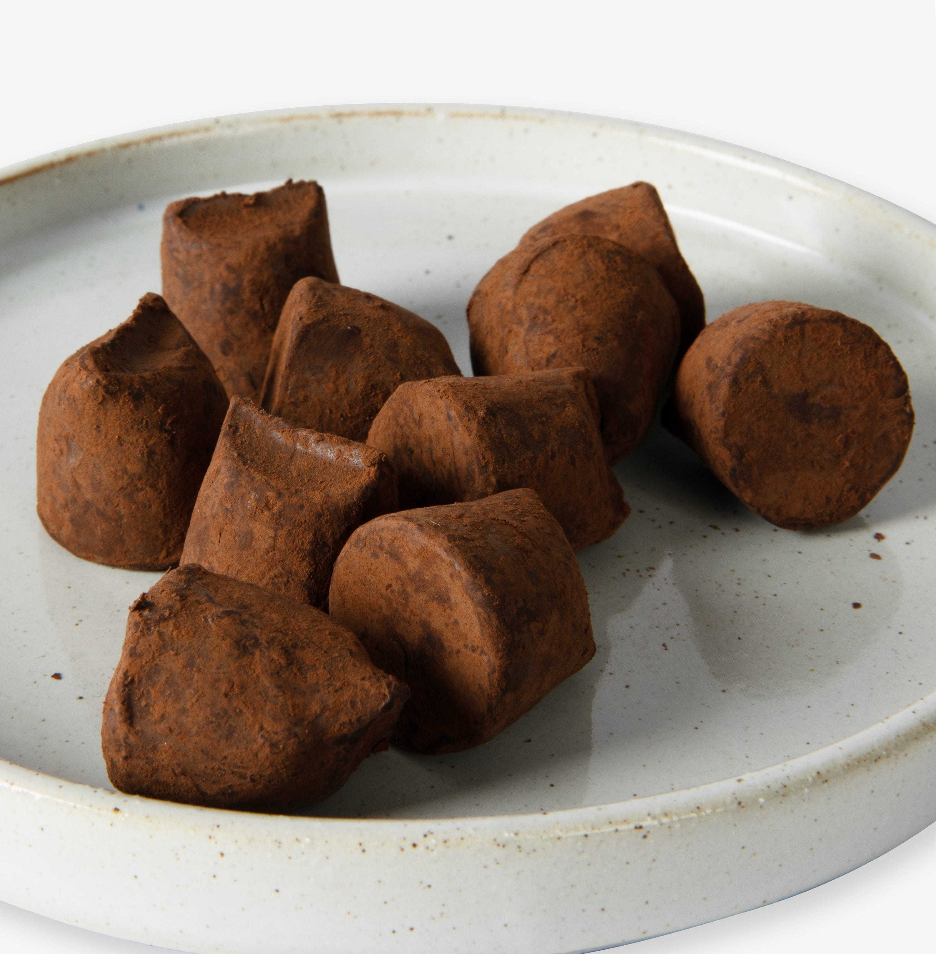 Mörk Chokladtryffel Mint