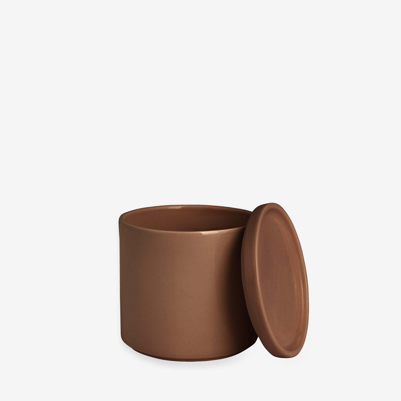 Burk Keramik Brun