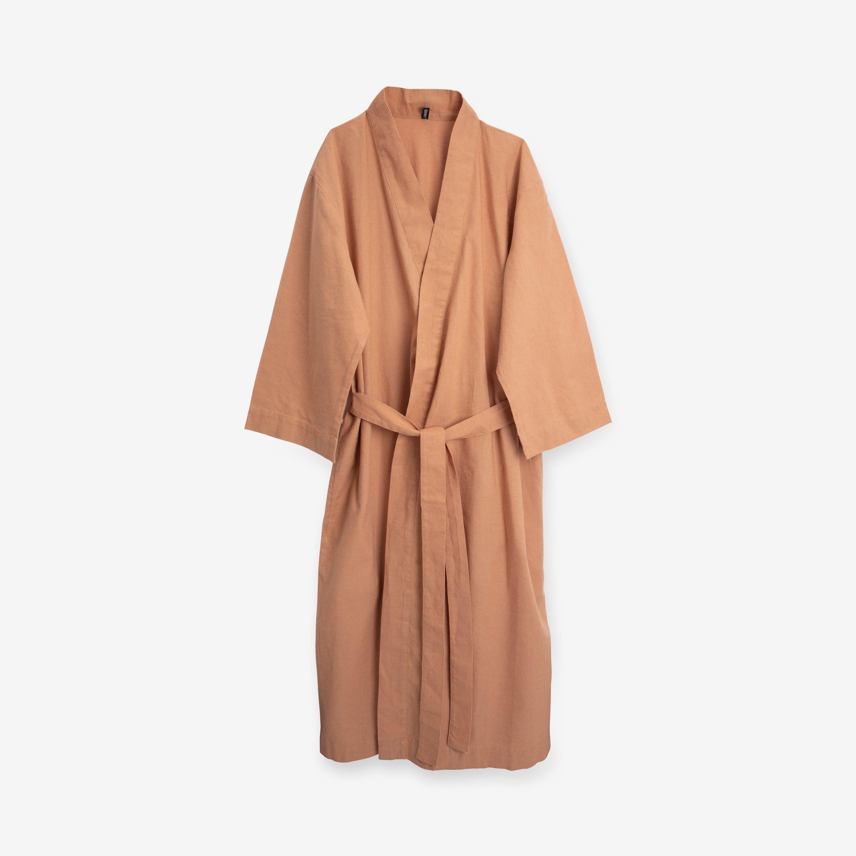 Kimono Linnemix Onesize Camel