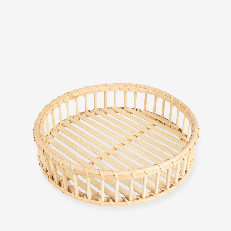 Brödkorg Bambu Mellan
