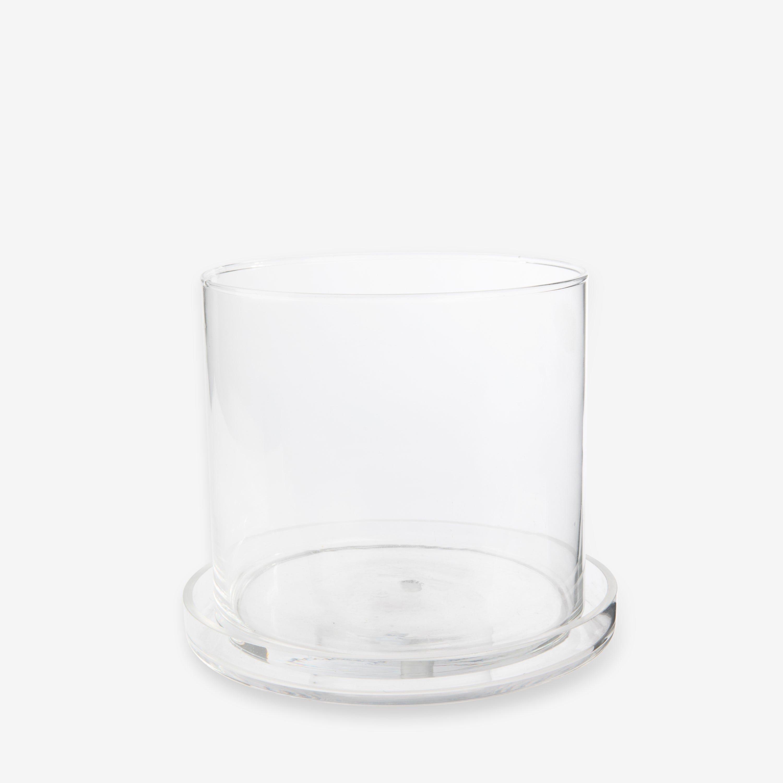 Kruka/Fat Glas Cylinder Stor