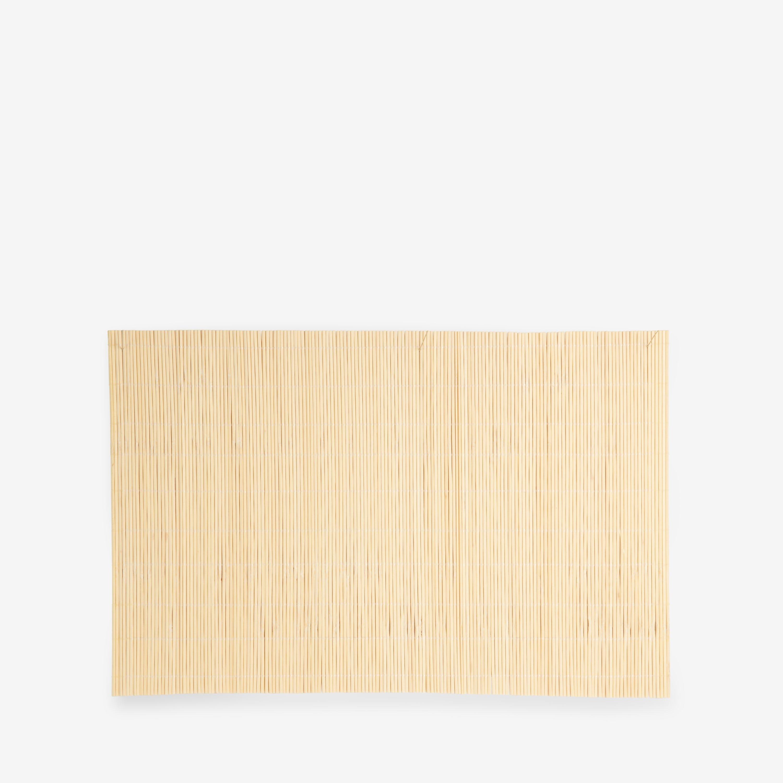 Bordstablett Bambu Natur Rand