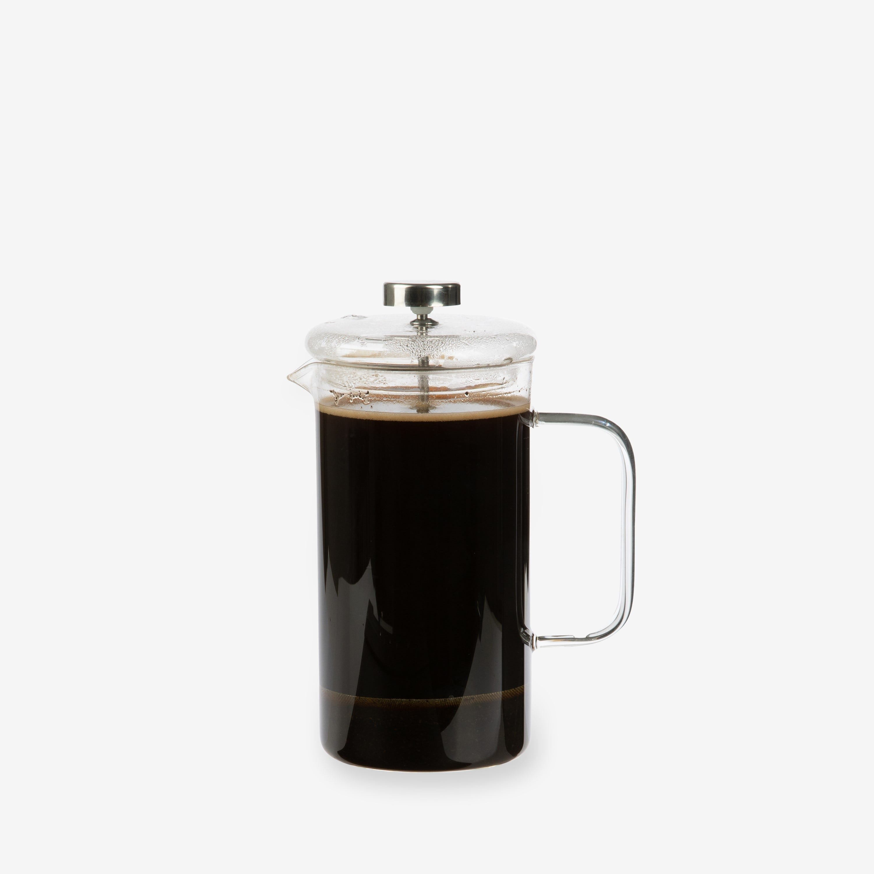 Kaffepress Transparent 0,75L