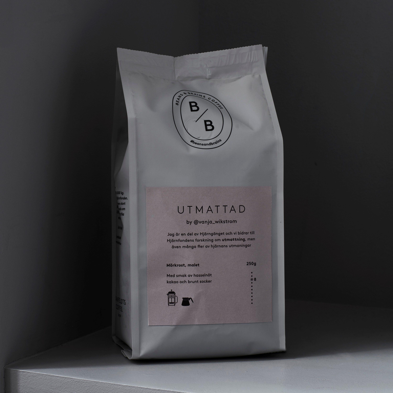 Svanfeldts Utmattad Malet Kaffe 250g