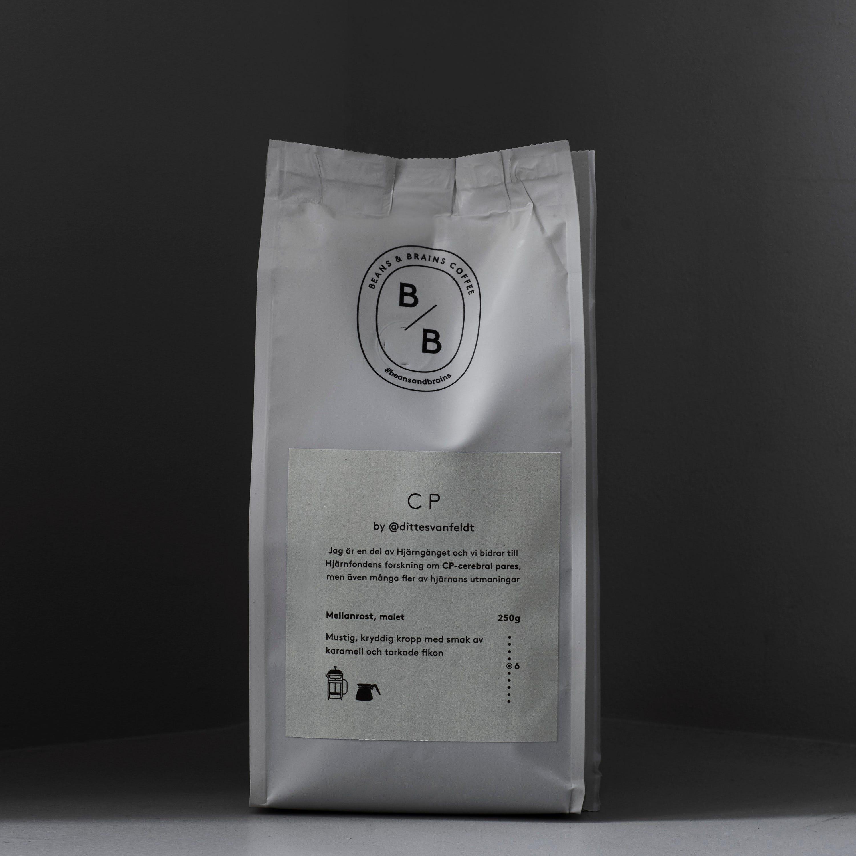 Svanfeldts CP Malet Kaffe 250g