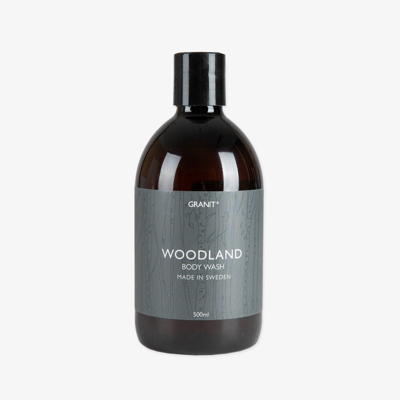 Duschtvål Woodland