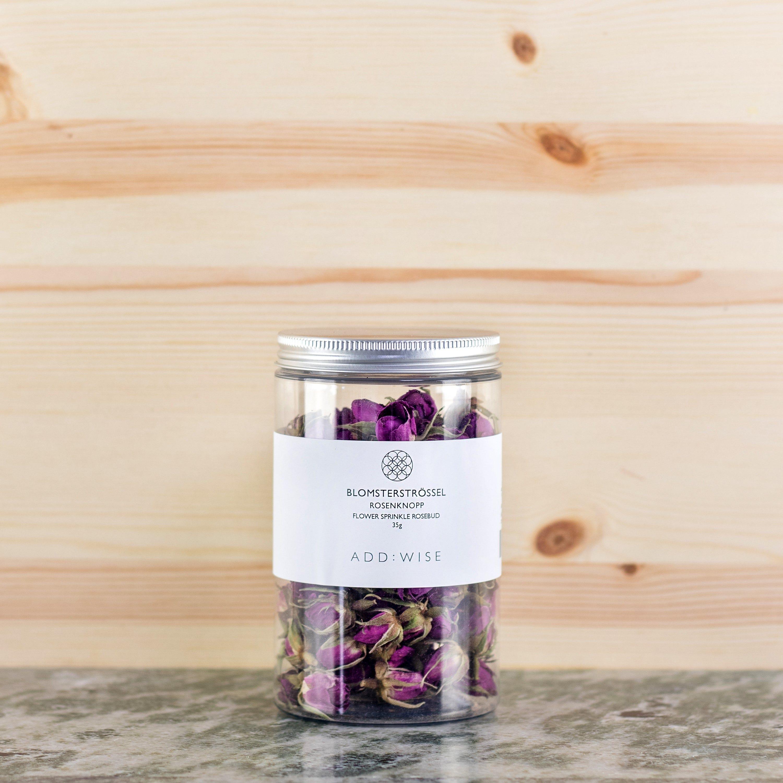 Add Wise Blomsterströssel Rosenknopp