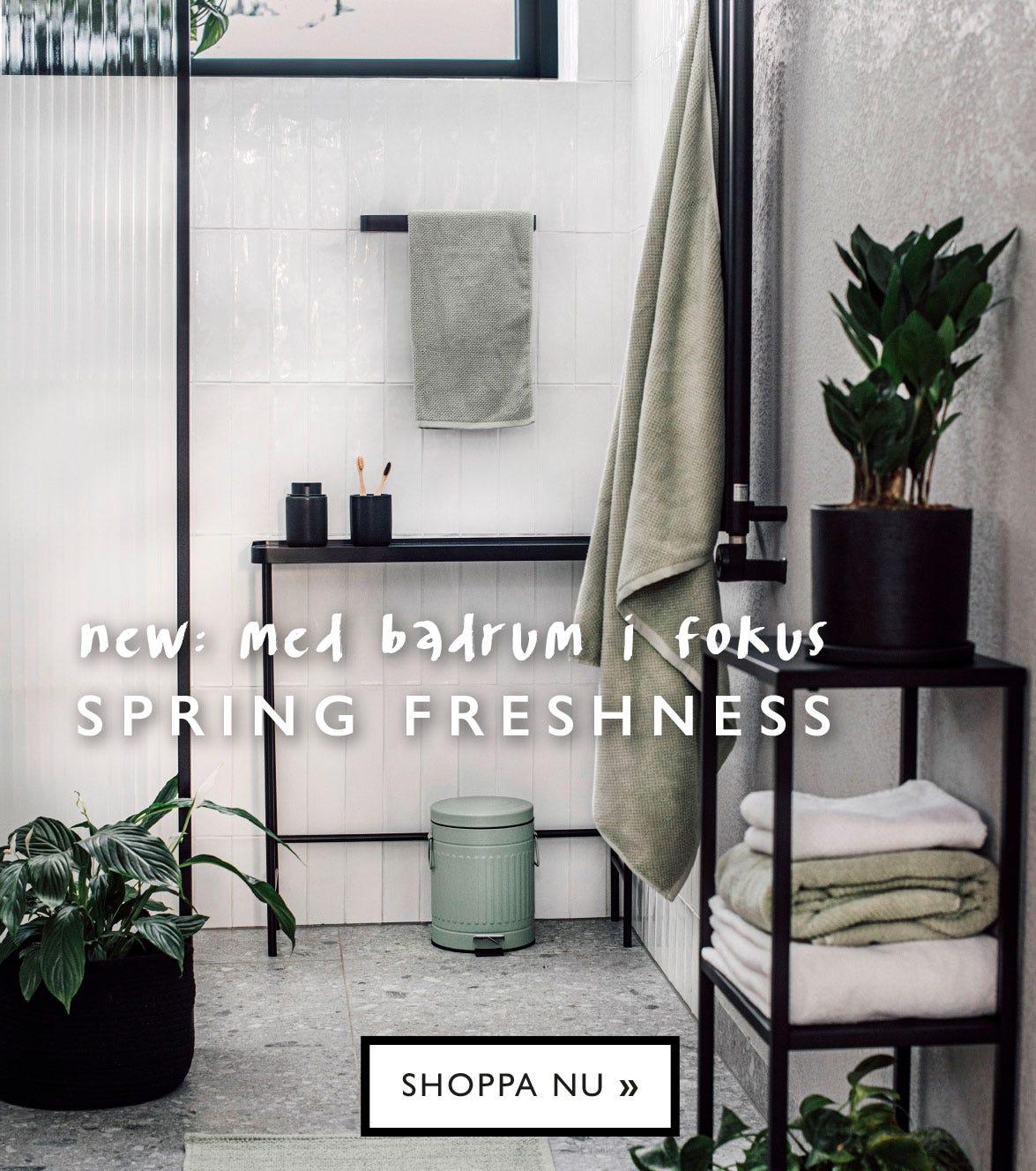 Spring Freshness!