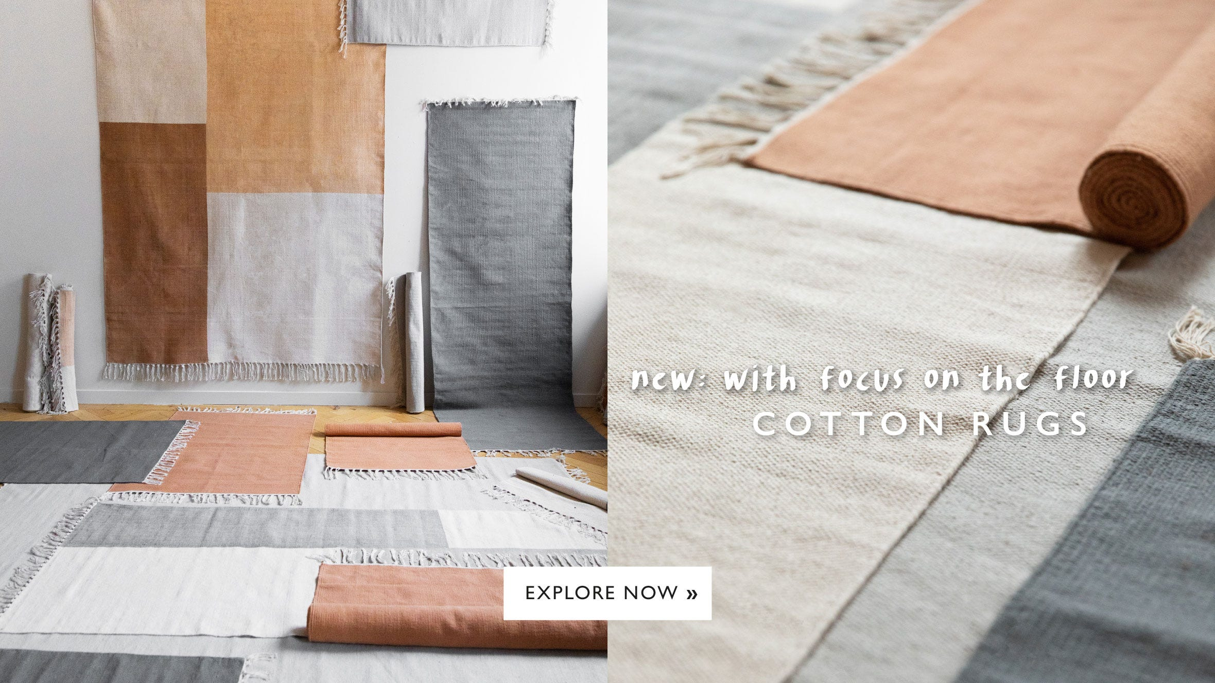 Rugs cottons